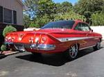 1961 CHEVROLET IMPALA BUBBLE-TOP CUSTOM - Rear 3/4 - 180401