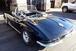 1962 CHEVROLET CORVETTE CONVERTIBLE - Rear 3/4 - 180417