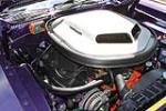 1971 PLYMOUTH BARRACUDA HEMI RE-CREATION - Engine - 180482
