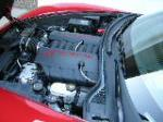 2007 CHEVROLET CORVETTE CONVERTIBLE - Engine - 180526