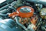 1968 OLDSMOBILE 442 CONVERTIBLE - Engine - 180593