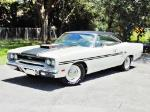 1970 PLYMOUTH GTX - Front 3/4 - 180605