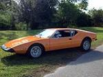 1974 DE TOMASO PANTERA - Side Profile - 180648