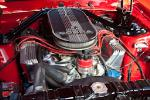 1970 FORD MUSTANG CUSTOM CONVERTIBLE - Engine - 180676
