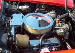 1968 CHEVROLET CORVETTE CONVERTIBLE - Engine - 180708