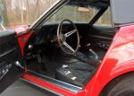 1968 CHEVROLET CORVETTE CONVERTIBLE - Interior - 180708