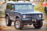 1966 FORD BRONCO CUSTOM 4X4 - Front 3/4 - 180736