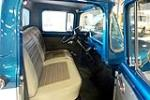 1956 FORD F-100 CUSTOM PICKUP - Interior - 180737