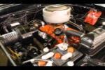 1955 FORD FAIRLANE SUNLINER CONVERTIBLE - Engine - 180749