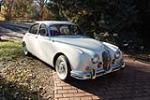 1967 JAGUAR MARK II SALOON - Front 3/4 - 180792