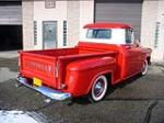 1957 CHEVROLET 3100 PICKUP - Rear 3/4 - 180798