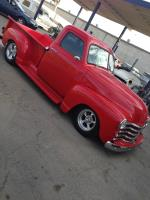 1953 GMC CUSTOM PICKUP - Front 3/4 - 180817