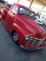 1953 GMC CUSTOM PICKUP - Side Profile - 180817