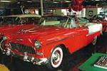 1955 CHEVROLET BEL AIR CONVERTIBLE - Front 3/4 - 180837