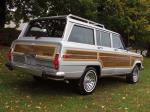 1989 JEEP GRAND WAGONEER LTD - Rear 3/4 - 180844