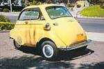 1957 BMW ISETTA 250 2 DOOR COUPE - Front 3/4 - 180912