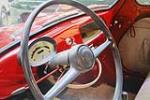1961 VESPA 400 2 DOOR COUPE - Interior - 180913