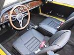 1965 SUNBEAM TIGER CONVERTIBLE - Interior - 180924