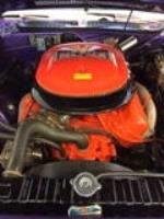 1970 DODGE CHALLENGER R/T - Engine - 180937