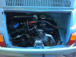 1967 FIAT 500 2 DOOR COUPE - Engine - 181121