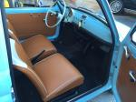 1967 FIAT 500 2 DOOR COUPE - Interior - 181121