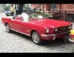 1966 FORD MUSTANG CONVERTIBLE -  - 18118