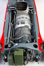 1968 LOTUS TURBINE-POWERED INDY RACE CAR - Engine - 181235