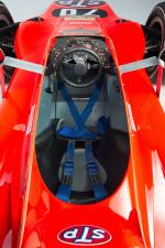 1968 LOTUS TURBINE-POWERED INDY RACE CAR - Interior - 181235