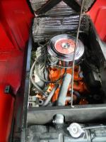 1965 DODGE A100 CUSTOM PICKUP - Engine - 181256