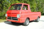 1965 DODGE A100 CUSTOM PICKUP - Front 3/4 - 181256
