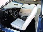 1971 FORD MUSTANG BOSS 351 FASTBACK - Interior - 181277