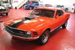 1970 FORD MUSTANG MACH 1 428 CJ FASTBACK - Front 3/4 - 181345