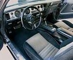 1981 PONTIAC TRANS AM - Interior - 181383