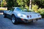 1978 CHEVROLET CORVETTE - Rear 3/4 - 181396