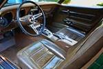1972 CHEVROLET CORVETTE - Interior - 181399