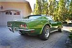 1972 CHEVROLET CORVETTE - Rear 3/4 - 181399