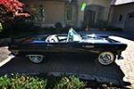 1955 FORD THUNDERBIRD CONVERTIBLE - Side Profile - 181400