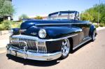 1948 DESOTO CUSTOM 2 DOOR CONVERTIBLE - Front 3/4 - 181412