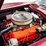 1965 CHEVROLET CORVETTE - Engine - 181468