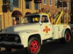 1955 FORD F-600 TOW TRUCK - Front 3/4 - 181507