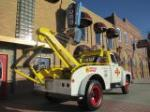 1955 FORD F-600 TOW TRUCK - Rear 3/4 - 181507