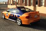 2005 PONTIAC GTO COUPE PACE CAR - Rear 3/4 - 181528