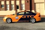 2005 PONTIAC GTO COUPE PACE CAR - Side Profile - 181528