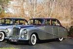 1956 BENTLEY S-1 HOOPER LIMOUSINE - Front 3/4 - 181572