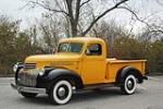 1946 CHEVROLET 3100 DP 1/2 TON PICKUP - Front 3/4 - 181580