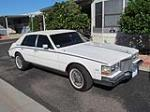 1984 CADILLAC SEVILLE 4 DOOR SEDAN - Side Profile - 181608