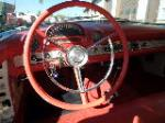 1956 FORD THUNDERBIRD CONVERTIBLE - Interior - 181623