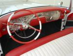 1955 PACKARD CARIBBEAN CONVERTIBLE - Interior - 181651