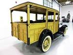 1930 FORD MODEL A WOODIE STATION WAGON - Rear 3/4 - 181736