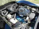 1978 CHEVROLET CORVETTE - Engine - 181743